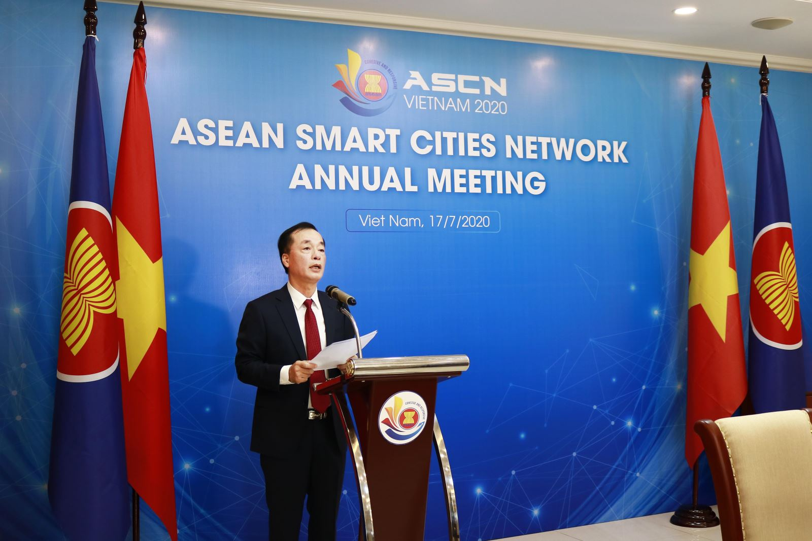 Bộ trưởng Phạm Hồng Hà phát biểu khai mạc Hội nghị