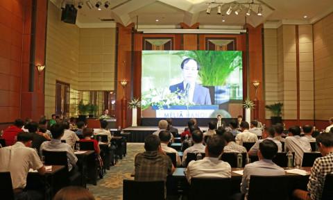 Hội thảo phát triển bền vững ngành xi măng Việt Nam