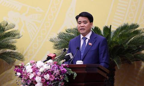 Hà Nội sẽ đề xuất giải pháp quy hoạch 2 bên bờ sông Hồng