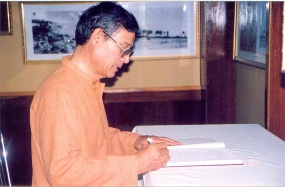 TS sử học Nguyễn Nhã