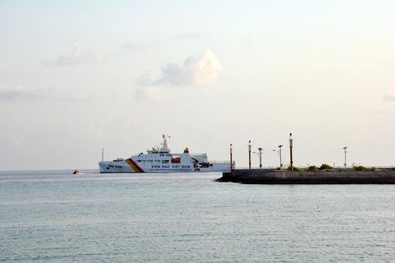 Việt Nam có điều kiện và năng lực làm chủ vùng biển. Ảnh: Văn Phong