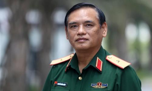 Thiếu tướng, GS, TS Nguyễn Hồng Quân