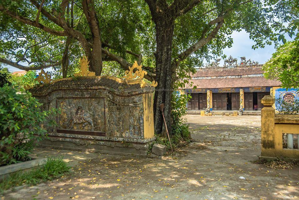 Đình làng Chuồn, An Truyền, Huế