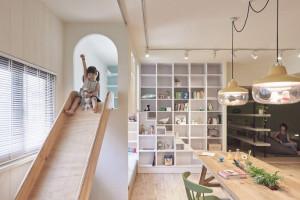 Bố mẹ tự tay trang trí nhà để con dễ dàng chạm tới ước mơ