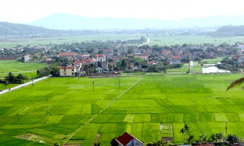 Quy hoạch nông thôn mới với điều tiết quá trình đô thị hóa vùng ven đô