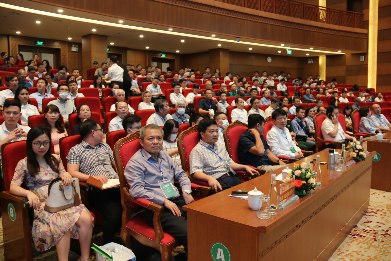 Đại biểu tham dự Hội thảo