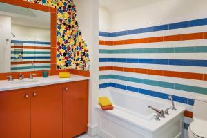 7 ý tưởng thiết kế phòng tắm cực phong cách và cá tính