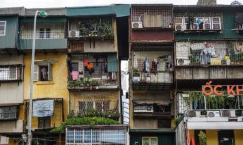 Cải tạo chung cư cũ chờ sập ở Hà Nội: Chủ đầu tư 'đầu hàng' ngay từ khi bắt đầu
