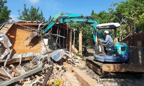 Thành phố Hồ Chí Minh: Từng bước lập lại trật tự xây dựng