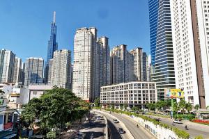 Siết chặt xây dựng cao ốc khu vực trung tâm