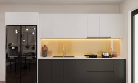 So sánh ưu – nhược điểm của các loại chất liệu phủ bề mặt cốt gỗ làm tủ bếp