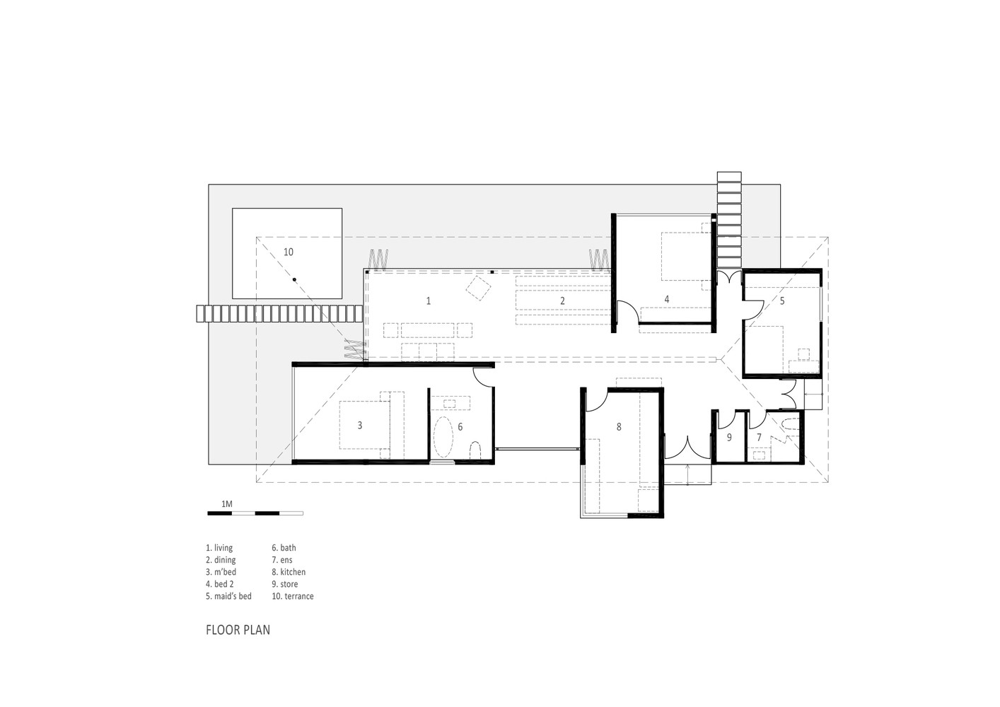 03-CTA-Am_house-illu-1-2-Flr_plan