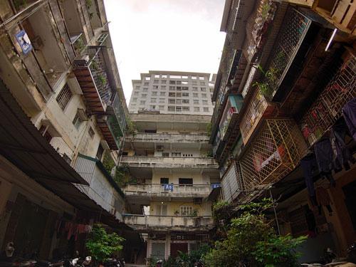 TP Hà Nội và ngành xây dựng đang nỗ lực đẩy nhanh tiến độ cải tạo, xây dựng lại các chung cư cũ trên địa bàn