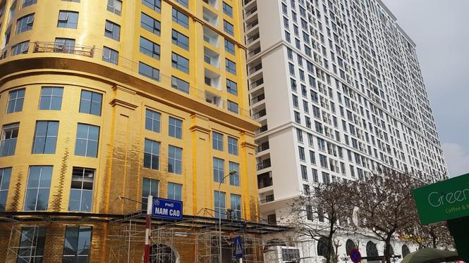 """UBND TP Hà Nội quyết tâm """"siết chặt"""" căn hộ Condotel, Resort villa và Officetel. Ảnh Ninh Phan"""