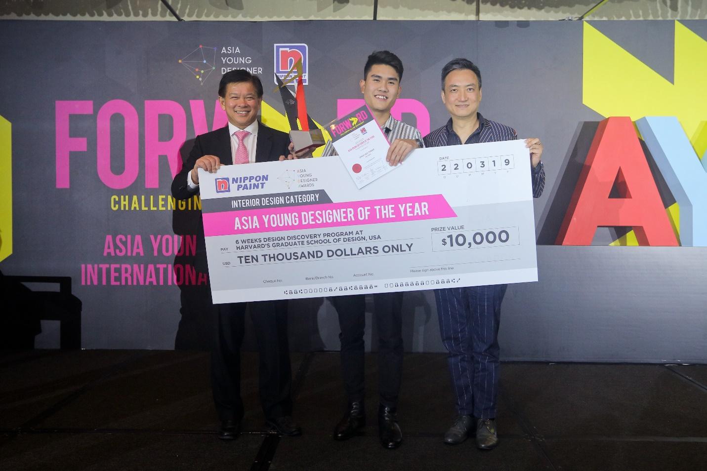 Cuộc thi hàng đầu châu lục dành cho sinh viên Kiến trúc / Nội thất với giải thưởng hấp dẫn