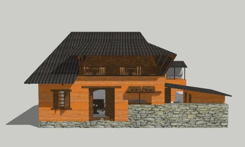 Quy hoạch và thiết kế thôn Choản Thèn – Lào Cai