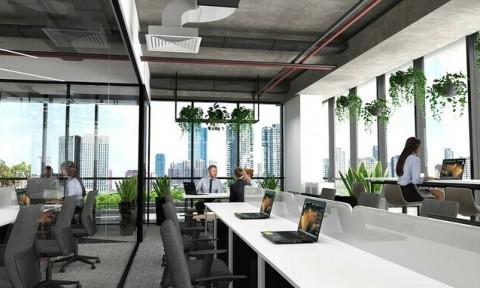 Giá thuê văn phòng sẽ chịu nhiều ảnh hưởng từ Covid-19