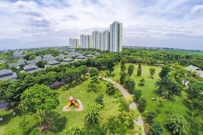 Hà Nội đang nỗ lực phát triển theo hướng đô thị xanh