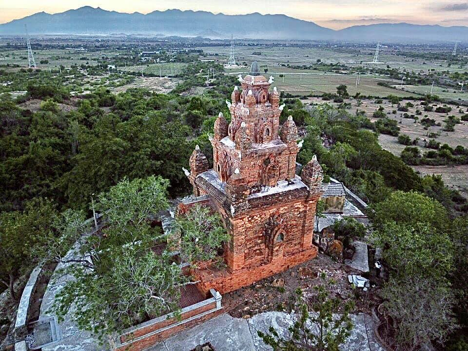 Tháp Chàm - Phú Đứ