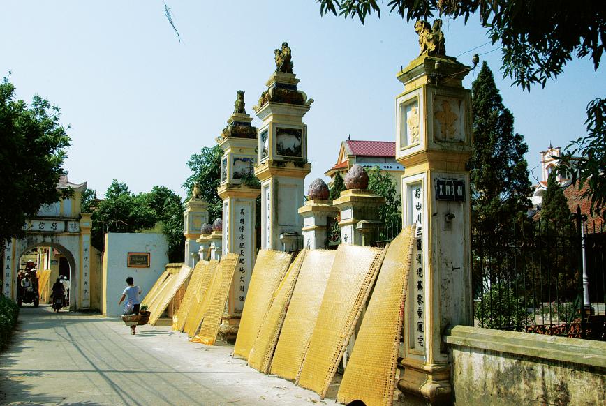 Làng cổ Cự Đà - Phú Đức