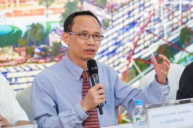 Chuyên gia kinh tế - TS Cấn Văn Lực