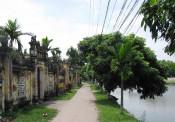 Làng Nôm trong phát triển và xây dựng nông thôn mới xã Đại Đồng
