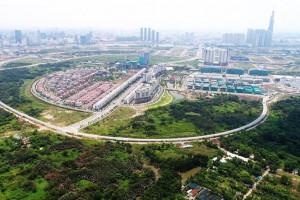 TP Hồ Chí Minh: Sớm hình thành Khu đô thị mới Thủ Thiêm