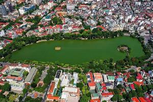Tăng không gian xanh cho Hà Nội: Phải tính đến lợi ích lâu dài
