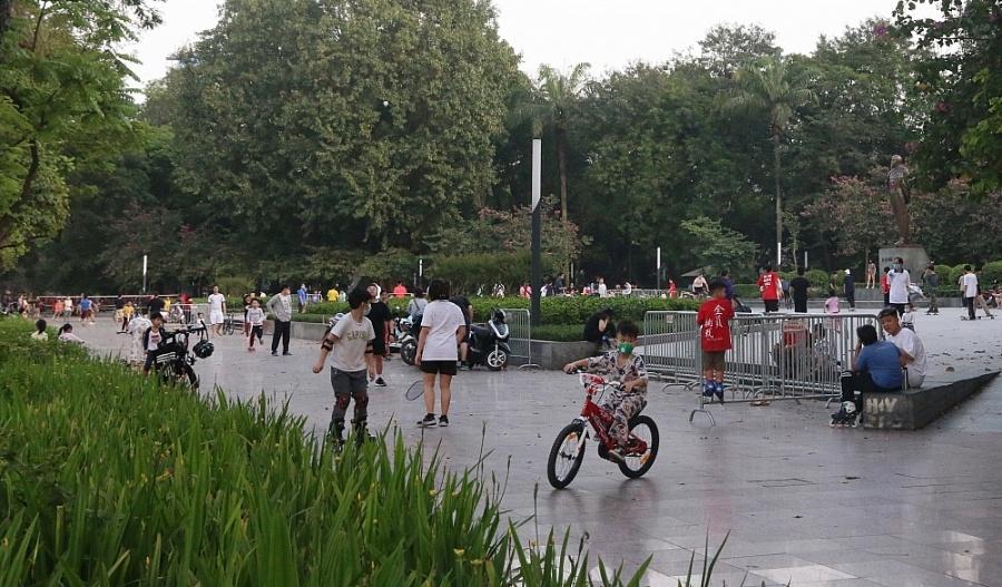 Cần thiết phát triển không gian xanh tại đô thị