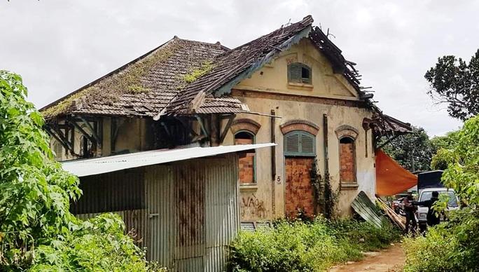 Nhiều căn biệt thự cổ ở TP Đà Lạt bị bỏ hoang phế, xuống cấp