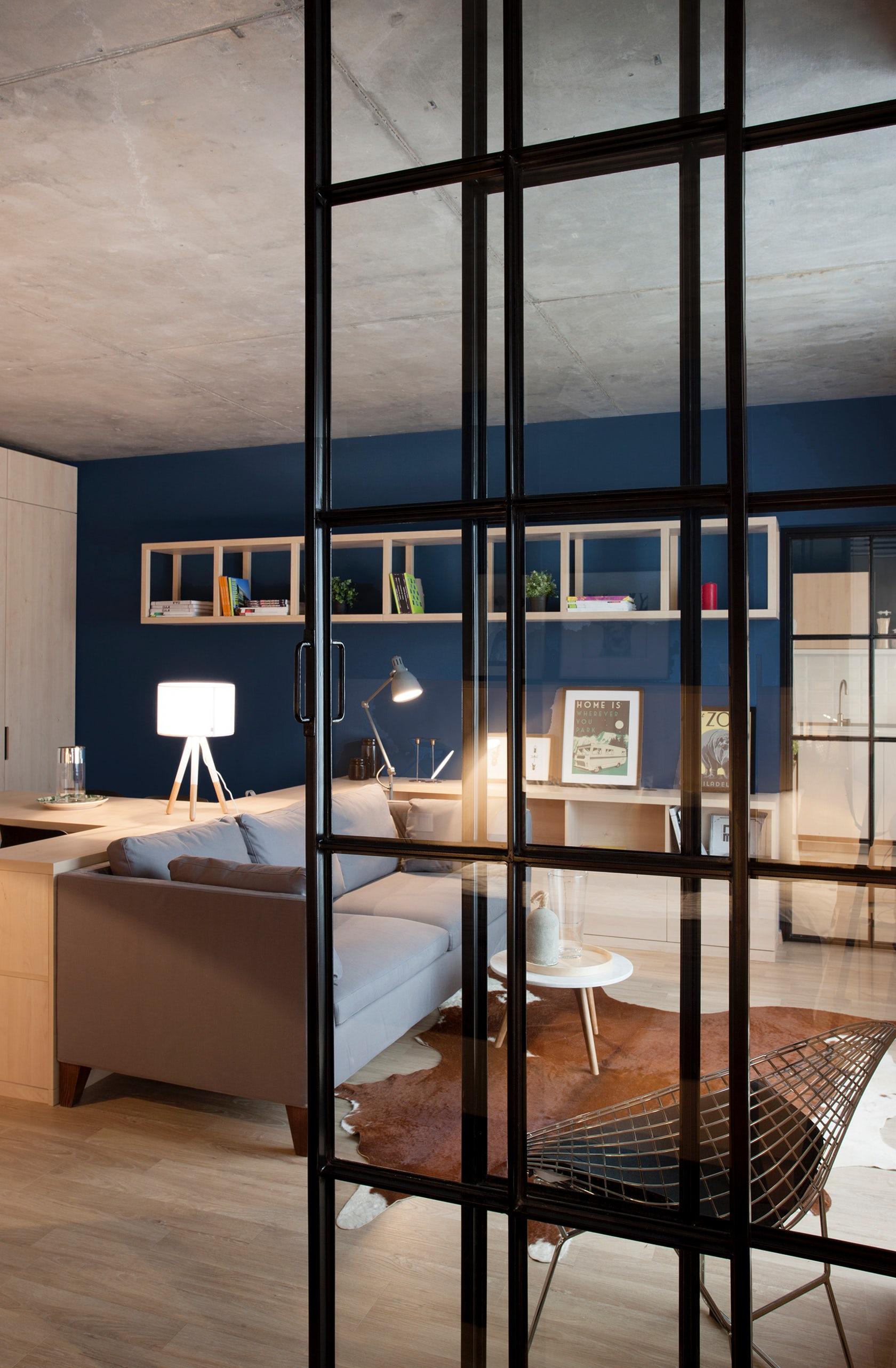 Mục tiêu của kiến trúc sư là tạo ra một không gian thoải mái, giúp mọi người cảm thấy vui vẻ hơn và tâm trạng trở nên phấn chấn hơn ngay khi bước vào