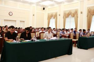 Hội thảo Tập huấn Luật Sửa đổi, bổ sung một số điều của Luật Xây dựng