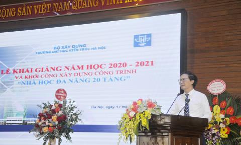 Tự chủ Đại học phải bắt đầu từ dân chủ, công khai minh bạch trong nhà trường Đại học Kiến trúc Hà Nội