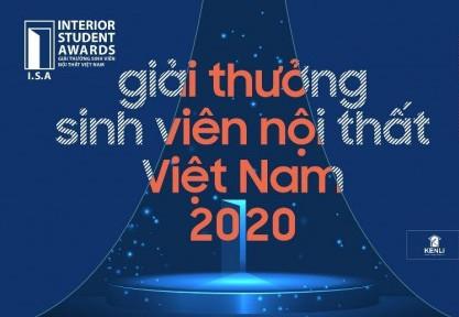 Sự trở lại của Giải thưởng Sinh Viên Nội Thất Việt Nam 2020