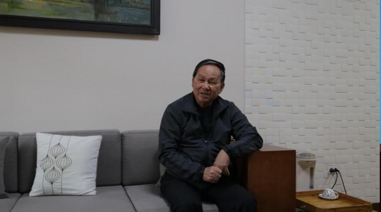 KTS Nguyễn Tấn Vạn – Chủ tịch Hội KTS Việt Nam