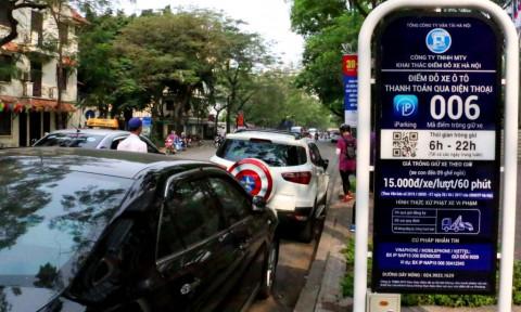 Hà Nội: Công nghệ trông giữ xe 4.0 trở về… 'không chấm không' sau ba năm hoạt động