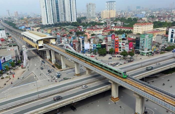Tuyến metro số 2A Cát Linh – Hà Đông đến nay vẫn chưa hẹn ngày khai thác thương mại