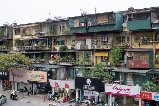 Gần 10 năm qua, tỷ lệ nhà chung cư được cải tạo, sửa chữa lại chưa đến 3%