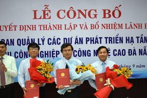 Đà Nẵng: Thành lập Ban Quản lý phát triển hạ tầng các khu công nghiệp, công nghệ cao