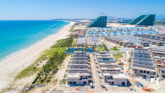"""Bộ Xây dựng khẳng định việc hướng dẫn cấp """"sổ đỏ"""" đối với căn hộ nghỉ dưỡng, căn hộ khách sạn thuộc trách nhiệm của Bộ TN-MT"""