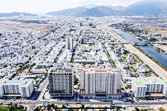 Khu vực tây Nha Trang sẽ được đầu tư phát triển mạnh trong tương lai