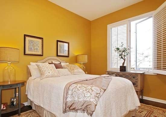 Gam màu này không chỉ làm sáng không gian nội thất mà còn giúp bạn tràn đầy năng lượng và vui tươi hơn