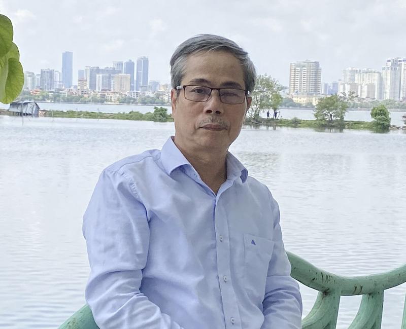 KTS Trần Huy Ánh, Ủy viên thường trực BCH Hội Kiến trúc sư Hà Nội, Thành viên Hội đồng Khoa học TCKTVN – Viện Kiến trúc Quốc gia, Bộ Xây dựng