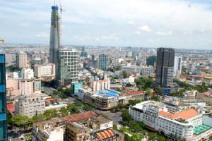 Phát triển kiến trúc vùng Thành phố Hồ Chí Minh
