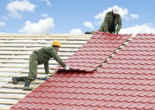 Trước khi thi công mái tôn giả ngói cần đo đạc chính xác diện tích mái nhà