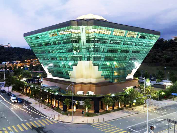 Toà nhà ST Diamond, Malaysia