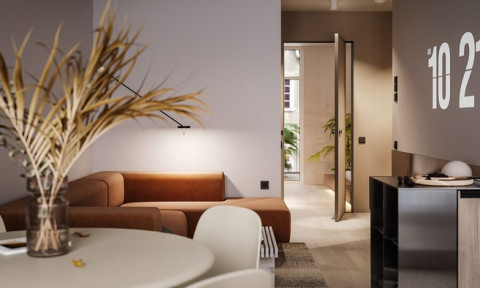 Loạt mẫu nội thất tinh tế dành cho căn hộ nhỏ