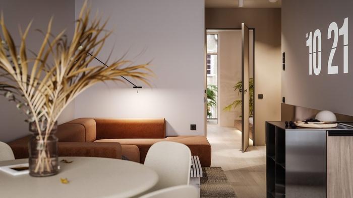 Không gian hạn chế thường có thể làm khó các nhà thiết kế khi lựa chọn hoa văn, chất liệu...nội thất. Dưới đây là một số loại nội thất được thiết kế riêng cho những không gian khiêm tốn.