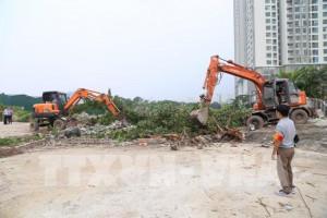 Hà Nội siết chặt quản lý đất đai và trật tự xây dựng