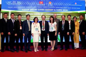 """Hội thảo """"Quy hoạch và quản lý đô thị thông minh trong chiến lược đô thị hóa và phát triển đô thị"""""""
